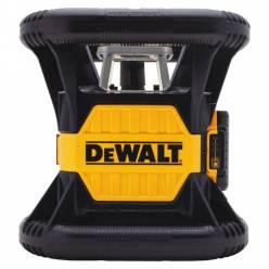 Аккумуляторный ротационный лазер DeWALT DCE079D1R (красный луч)